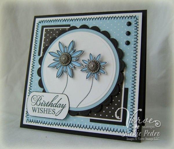 Nice birthday wishing card cover