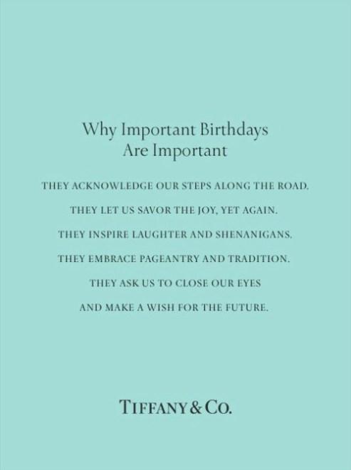 Philosophy of Birthday